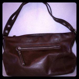 Coach Chocolate Brownie Color Vintage Handbag